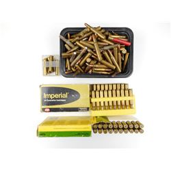 RIFLE ASSORTED AMMO