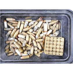 PISTOL ASSORTED AMMO