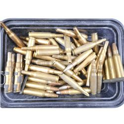 308, 7.62 NATO ASSORTED AMMO, BLANKS