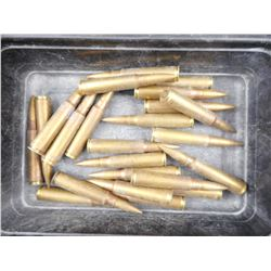 7.65 MM ARGENTINE FMJ AMMO