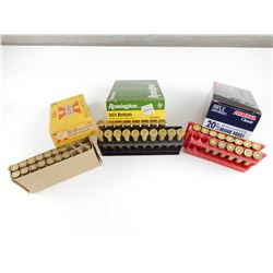 LONG RIFLE AMMO ASSORTED