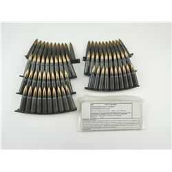 7.62 X 39MM ON STRIPPER CLIPS