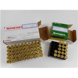 .44 REM. MAG. ASSORTED AMMO