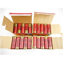 "12 GAUGE 2 3/4"" SHOTSHELLS"