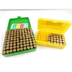 45 ACP RELOADED AMMO, IN CASE-GARD BOXES