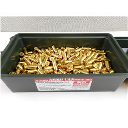 .45 AUTO LOOSE AMMO, IN CASE-GARD PLASTIC AMMO CAN