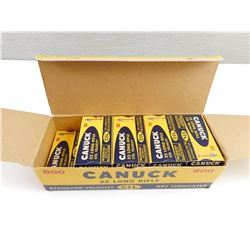 CANUCK 22 LONG RIFLE AMMO