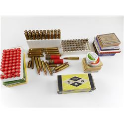 AMMO/PRIMERS/BLANKS ASSORTED
