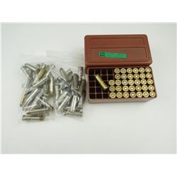 38 SPECIAL WAD-CUTTERS, HOLLOW POINT, SEMI-WADCUTTERS HOLLOW POINT