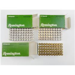 REMINGTON 38 SPECIAL  WADCUTTER AMMO