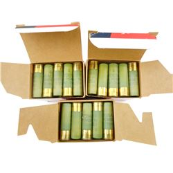 "FEDERAL 20 GAUGE 2 3/4"" SHOT GUN SHELLS"