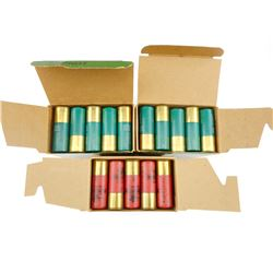 "12 GAUGE 2 3/4"" LONG RANGE SHOT GUN SHELLS"