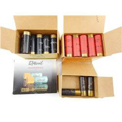12 GAUGE SHOTGUN SHELLS ASSORTED