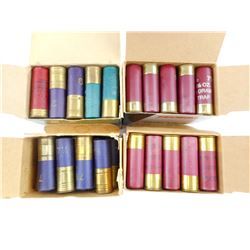 "12 GAUGE 2 3/4"" ASSORTED SHOTGUN SHELLS"