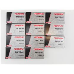 "FEDERAL TACTICAL 12 GAUGE 2 3/4"" BUCKSHOT"