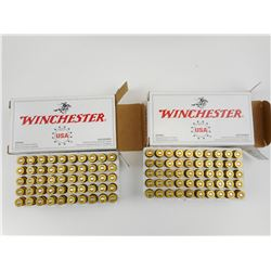 WINCHESTER WINCLEAN 9MM LUGER AMMO