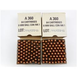 9MM BALL CDN MKI AMMO