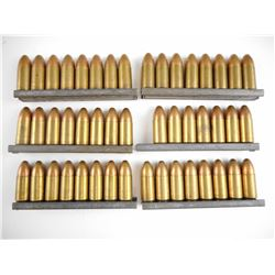 9MM AMMO ON 8 RND STRIPPER CLIPS