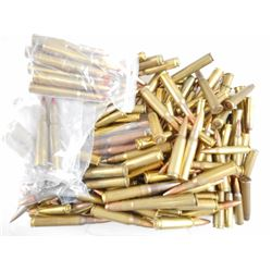LONG RIFLE ASSORTED AMMO, BLANKS