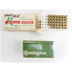 5MM R.F. MAGNUM ASSORTED AMMO