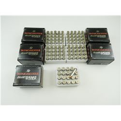 WINCHESTER 38 SPECIAL +P AMMO