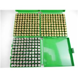 40 S&W AMMO IN PLASTIC AMMO CASES