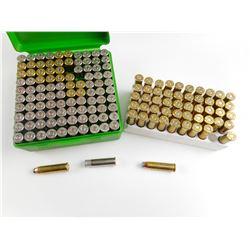 357 MAG, & 38 SPL, 38 SPL SHOT , 38 SPL RELOADED WADCUTTERS