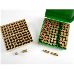 9MM ASSORTED AMMO, BRASS