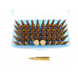 17 REM RELOADED AMMO