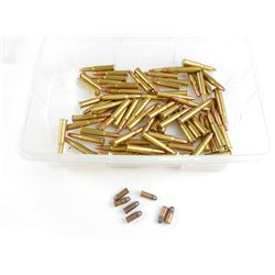 30-30 FACTORY, AND RELOADED AMMO, RIM FIRE AMMO