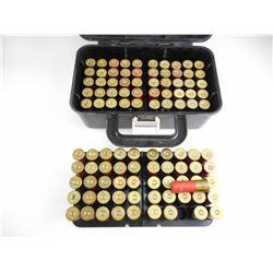 12 GAUGE SHOTGUN SHELLS, CASEGARD AMMO BOX