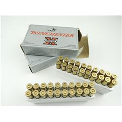 WINCHESTER 6MM REM AMMO
