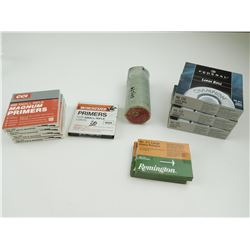 PRIMERS ASSORTED SIZES