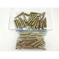 7MM AMMO, BRASS CASES`