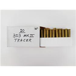 303 MK II TRACER AMMO