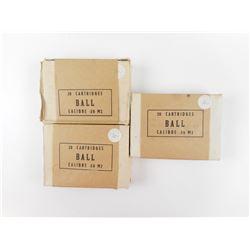 30 M2 BALL AMMO