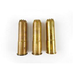 14 GAUGE GREENER POLICE GUN AMMO