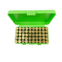 MILITARY IVI 9MM AMMO