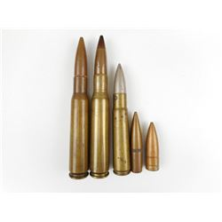 .50 BMG, .50 VICKERS AMMO, BULLETS