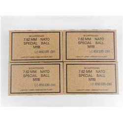 7.62MM NATO SPECIAL BALL M118
