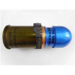 CTG 40MM PRACTICE M385E4 AMMO