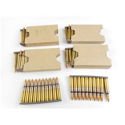 223 AMMO ON STRIPPER CLIPS