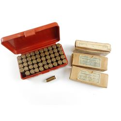 WWII, POST WAR 9MM LUGER AMMO