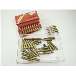 308 TRACER, 308 BLANKS 257 ROBERTS + P AMMO