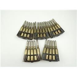 6.5 X 53 DUTCH AMMO ON STRIPPER CLIPS