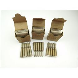 7.65MM AMMO ON STRIPPER CLIPS
