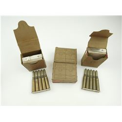 7.65 MM AMMO ON STRIPPER CLIPS