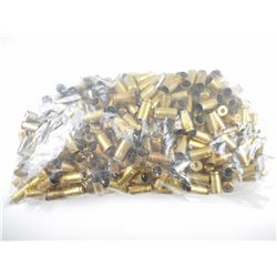 9MM LUGER BRASS CASES