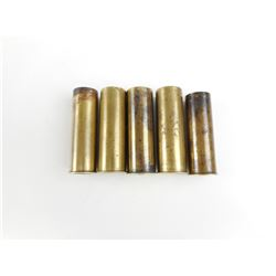 10 GAUGE, 12 GAUGE,  BRASS SHOTGUN CASES