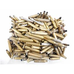 BRASS CASES ASSORTED, INCLUDING 303 BRITISH, 243 WIN, 308 WIN